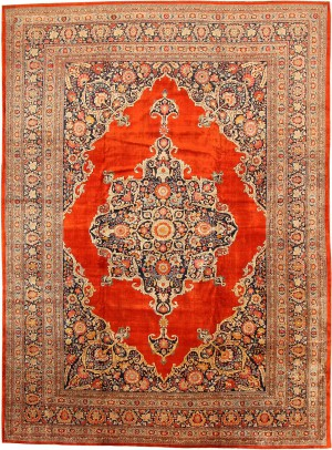 Antique Tabriz Silk Persian Rug by Nazmiyal