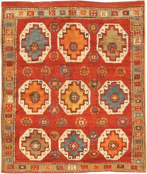Antique Konya Tribal rug