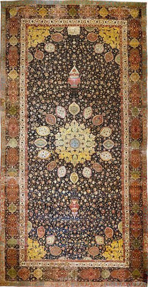 The Ardabil Oriental Carpet