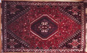 Ghashghai Shiraz Rug