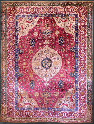 Rothschild_Medallion_Persian_Rug