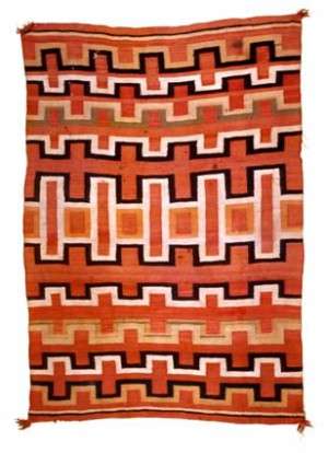 Transitional Rug 1880