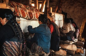 Tibetan Rug Weavers