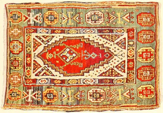 ANTIQUE ANATOLIAN PILLOWS II
