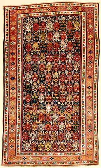 ANTIQUE BELUCHISTAN - Turkmen Rug
